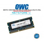 """OWC 8GB PC3-14900 DDR3 1867MHz SO-DIMM 204 Pin CL11 Macbook Ram Memory Upgrade For Mid 2017 iMac 27"""" W/ Retina 5K Models And PCs Which Utilize PC3-14900 SO-DIMM Model OWC1867DDR3S8GB"""
