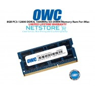 image of OWC 8GB PC3-12800 DDR3L 1600MHz SO-DIMM 204 Pin CL11 Macbook Ram Memory Upgrade For Multiple iMac Models And PCs Which Utilize PC3-12800 SO-DIMM Model OWC1600DDR3S8GB