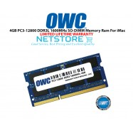 image of OWC 4GB PC3-12800 DDR3L 1600MHz SO-DIMM 204 Pin CL11 Macbook Ram Memory Upgrade For Multiple iMac Models And PCs Which Utilize PC3-12800 SO-DIMM Model OWC1600DDR3S4GB