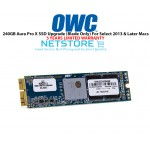 OWC 240GB Aura Pro X SSD Upgrade (Blade Only) For Select 2013 & Later Mac & PC Solid State Drives Model OWCS3DAPB4MB02