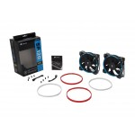 Corsair Air Series SP120 Quiet Edition 120mm High Static Pressure Twin Pack Fan ( CO-9050006-WW )