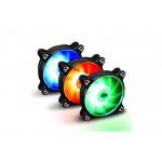 Lian Li BORA LITE 120-3B - 120mm LED PWM RGB Fan, 3 FANS Pack- Black