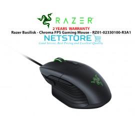 image of Razer Basilisk - Chroma FPS Gaming Mouse - RZ01-02330100-R3A1