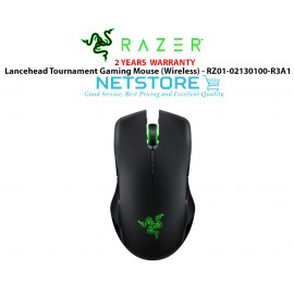 image of Razer Lancehead Wireless Gaming Mouse - RZ01-02120100-R3A1