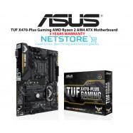 image of ASUS ROG TUF X470-Plus Gaming AMD Ryzen 2 AM4 ATX Motherboard