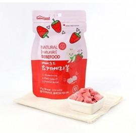 image of Yogurt Berry Ball 宝宝福德草莓溶豆