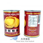 [Small Size]Chilean Canned Abalone 智利鲍鱼20/26头(1x425g)
