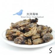 image of Korean Dried Oyster Size S 太阳菊韩国蠔干 S (1x100g)