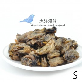 image of Korean Dried Oyster Size S 太阳菊韩国蠔干 S (1x100g)