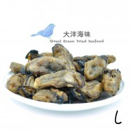 image of Korean Dried Oyster Size L 韩国蠔干 L (100g-500g)