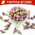 French Pink Rose Flower Tea 50g | 法国粉玫瑰花茶 Teh Bunga Mawar Perancis - Teppan Store