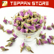 image of French Pink Rose Flower Tea 50g | 法国粉玫瑰花茶 Teh Bunga Mawar Perancis - Teppan Store