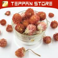 image of [50g] Globe Amaranth Flower Tea | 红巧梅花茶 Teh Bunga Butang -Malaysia -Flower Tea -Teh Bunga