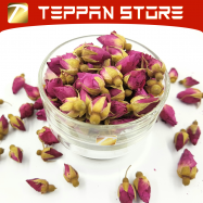 image of [50g] Red Rose Flower Tea   红玫瑰花茶 Teh Bunga Mawar Merah -Malaysia -Flower Tea -Teh Bunga