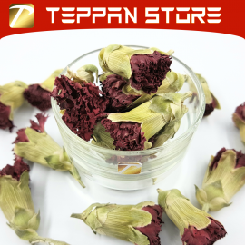 image of [50g] Carnation Flower Tea | 康乃馨花茶 Teh Bunga Anyelir -Malaysia -Flower Tea -Teh Bunga