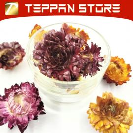 image of [50g] Strawflower/Bracteantha Bracteata | 七彩菊花茶 Teh Krisan B.B. -Malaysia -Flower Tea -Teh Bunga