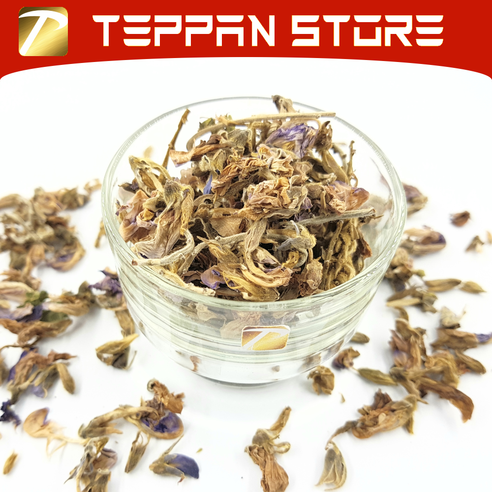 [50g] Flos Puerariae Flower Tea | 葛花花茶 Teh Bunga Ge -Malaysia -Flower Tea -Teh Bunga