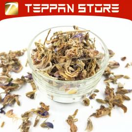 image of [50g] Flos Puerariae Flower Tea | 葛花花茶 Teh Bunga Ge -Malaysia -Flower Tea -Teh Bunga