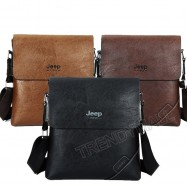 image of High Quality Jeep Buluo Men's Fashion Sling Bag