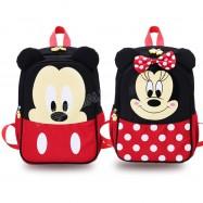 image of Mickey Minnie Kids Backpack/ School Bag