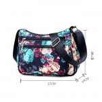 Readystock High Quality Flower Design Fashion Sling Bag
