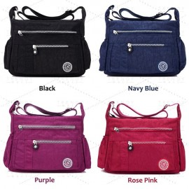 image of [Ready Stock] Nylon Ladies Sling Bag / Handbag