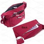 [Ready Stock] Nylon Ladies Sling Bag / Handbag