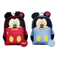 image of Ready Stock Mickey Kids Backpack