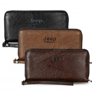 image of Jeep Fashion Mens' Clutch / Wristlet / Phone Wallet