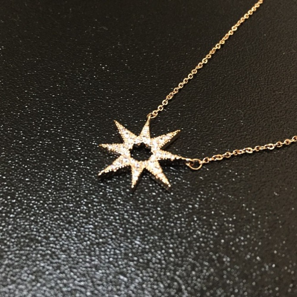 High Quality Star Necklaces