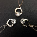 High Quality Fashion Necklace With Crystal