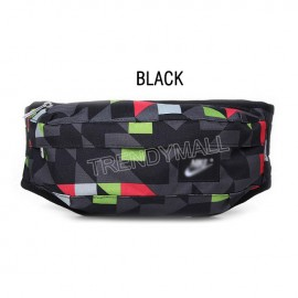image of Readystock Msia! - Fashion Men's Chest Canvas Chest Bag / Waist Bag / Sling Bag