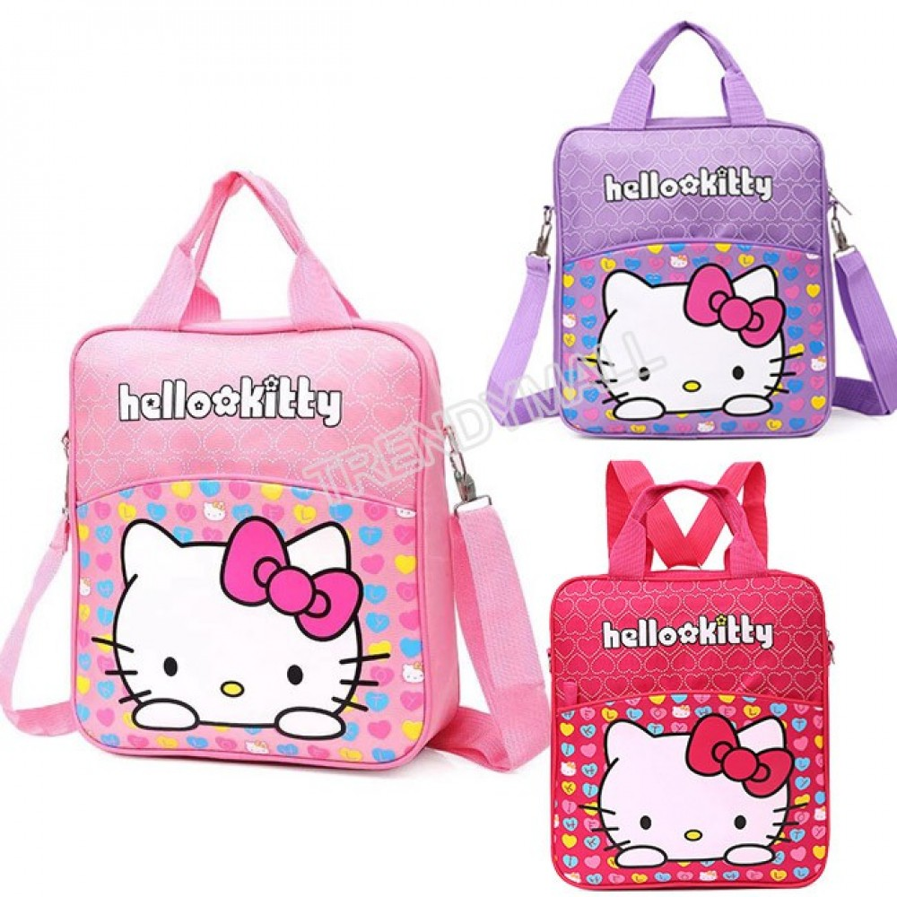 Hello Kitty Tuition Bag/ Backpack