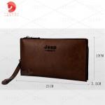 Readystock  Jeep Fashion Mens' Clutch / Wristlet / Wallet