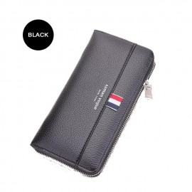 image of Readystock Fashion Men's Long Wallet / Phone Wallet
