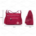 Readystock  High Quality Nylon Ladies Sling Bag / Handbag