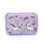 Readystock 3D Hardcase Unicorn Pensel Case / Stationery Box