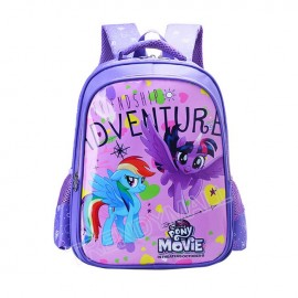 image of Hot Selling! Readystock Msia! Little Pony Kids Backpack / School Bag