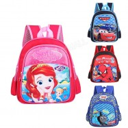 image of Offer! Sofia Spiderman Kids Backpack /Casual Backpack