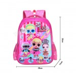 Readystock LOL Surprise Dolls Kids Backpack