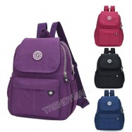 image of NEW! Nylon Fashion Ladies Backpack/ Casual Backpack