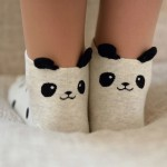 [ORIGINAL CARAMELLA] HIGH QUALITY Panda Series Adult Socks