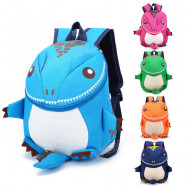 image of Readystock 3D Dinosaur Casual Kids Bag / Backpack