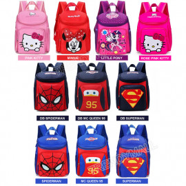 image of Pony High Quality Cartoon Kids Backpack /Casual Backpack