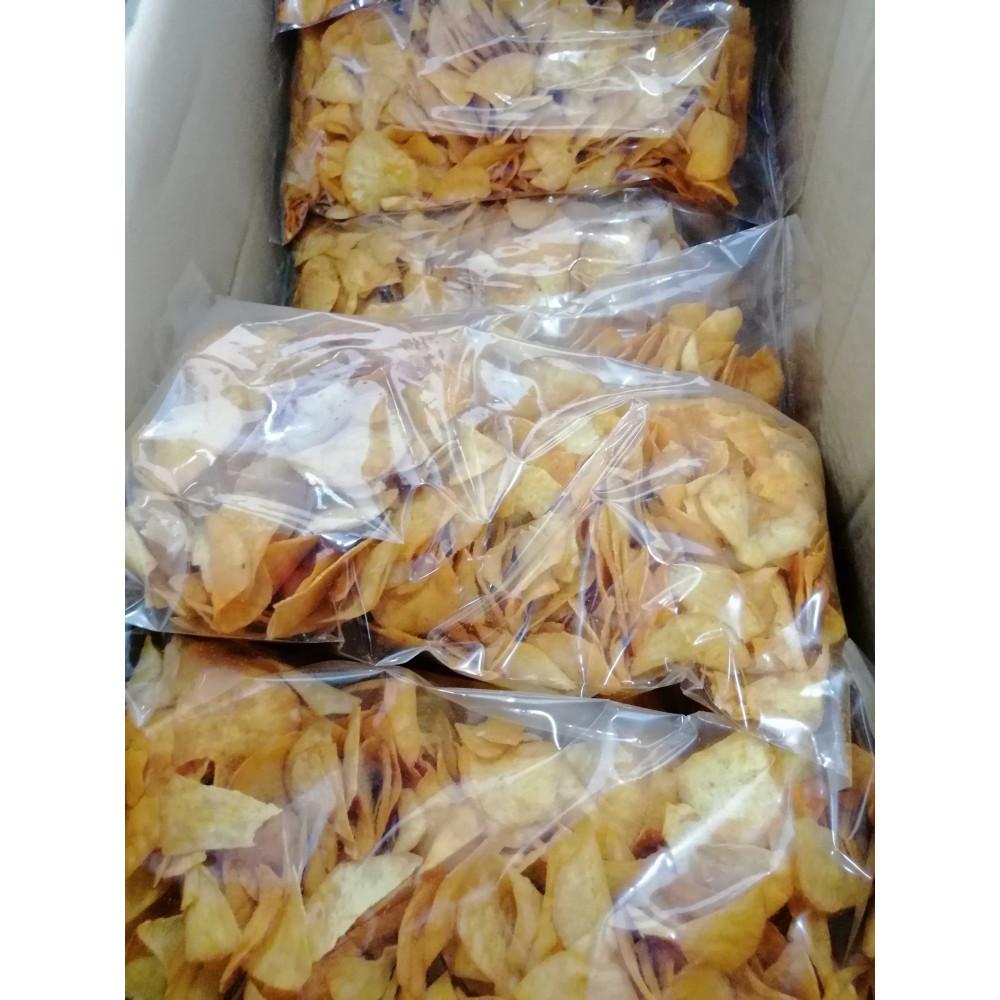 [Wholesale] [1 Carton] Kerepek Ubi Pedas x 20 Packs