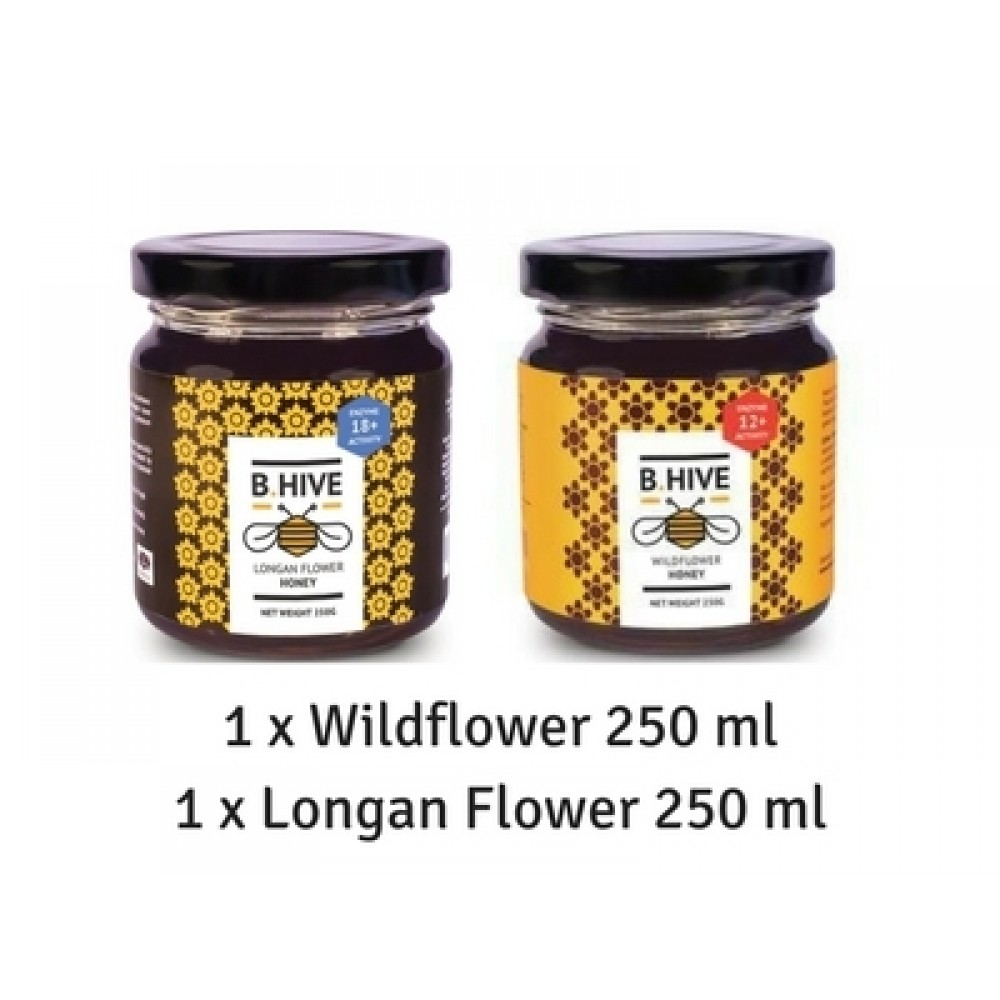 B.Hive High Active Enzyme Honey Combo Set