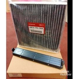 image of Cabin Air Filter Carbon Fiber Honda BR-V With Cover Kit