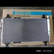 image of Condenser Proton Saga BLMExora Original Sanden