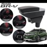 Armrest Honda BR-V Double Layer Black Stitching (Non-USB)