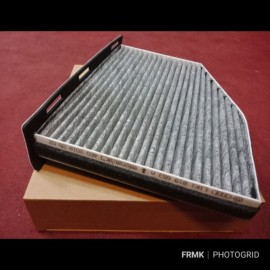 image of Cabin Air Filter Carbon VW Golf GTI Jetta Passat Scirocco CC AUDI TT A3 Q3